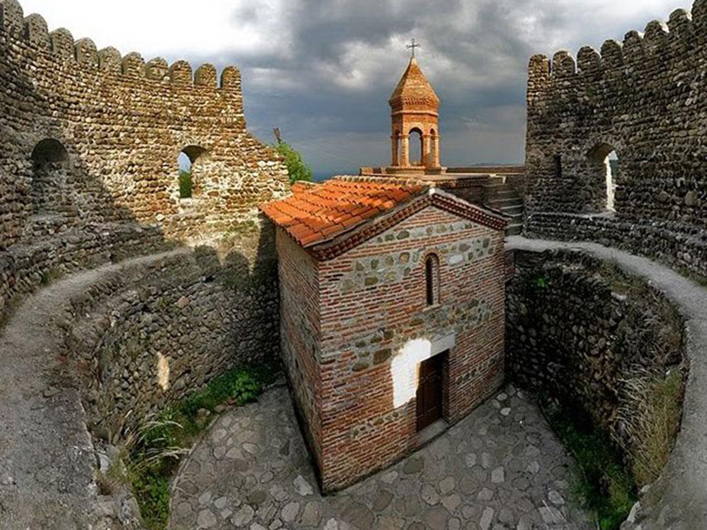 Картинки по запросу восточная Грузия - Сигнахская крепость